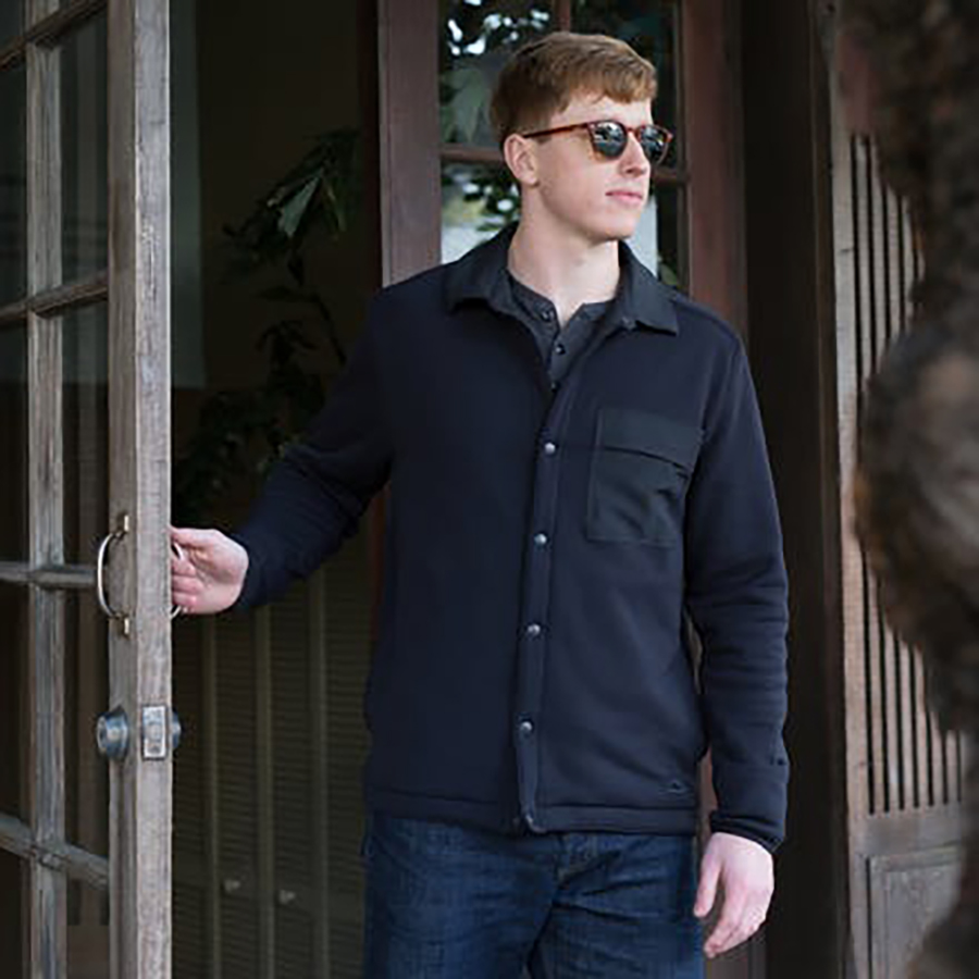 Edgevale Merritt Jacket: Made in America With Pride