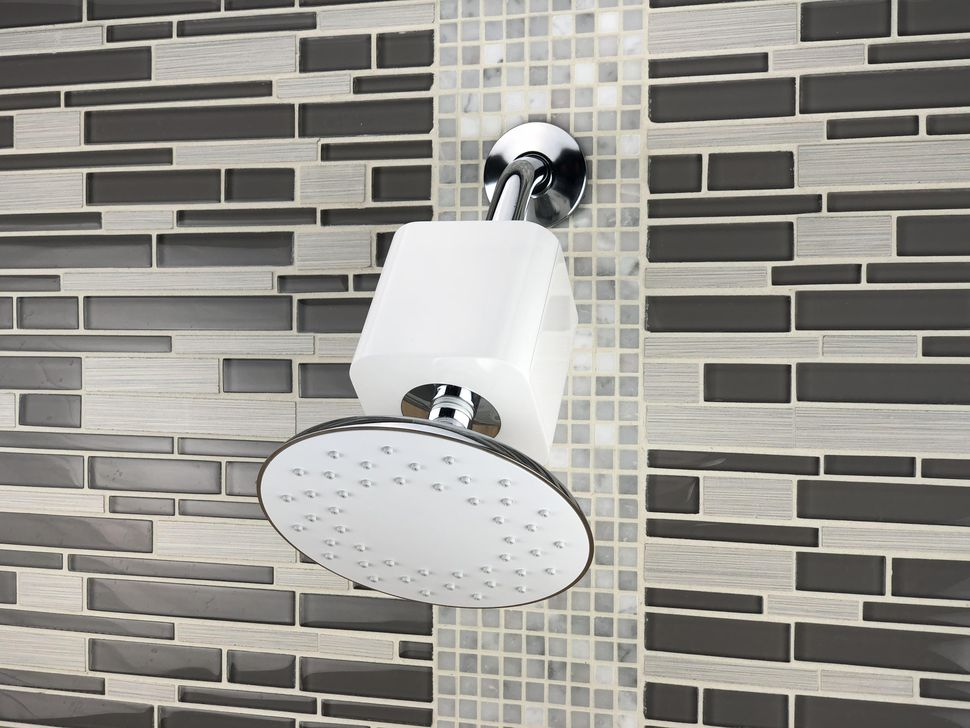 Control Your Shower's Exact Temperature With Livin Shower, The Smart Shower