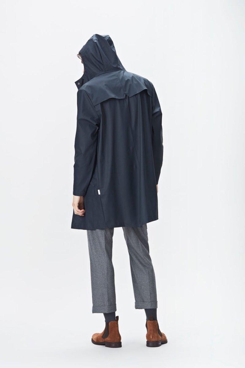 RAINS Jacket: Old-Fashioned Rainwear with Modern Danish Design