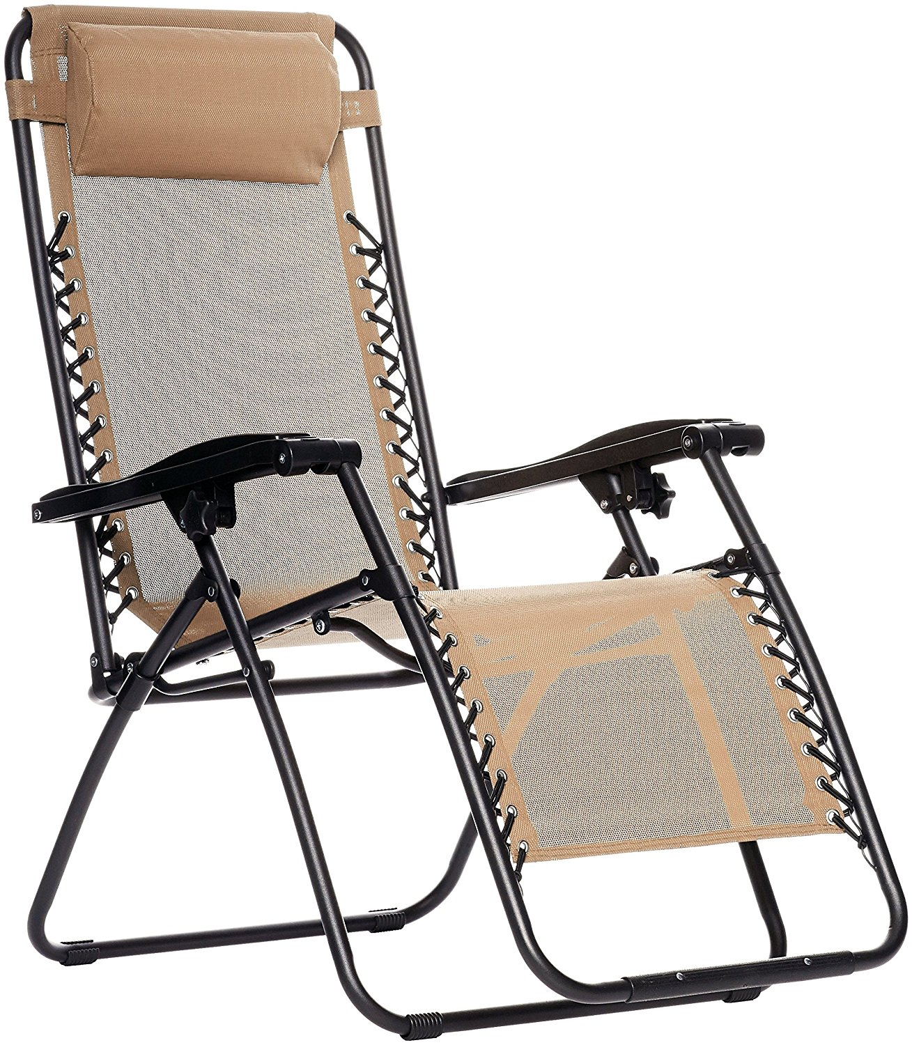 most comfortable camping chair winter covers amazonbasics zero gravity the check out in existence