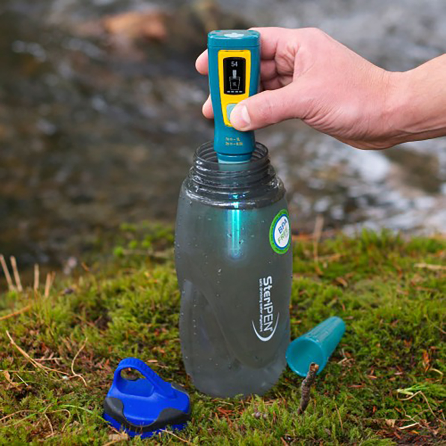 SteriPen Ultra: Rechargeable UV Purifier For Just About Everything
