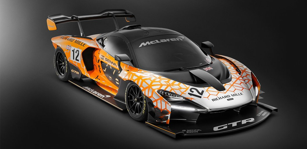 Introducing the New Mclaren Senna GTR And It's Over 800 of Horsepower