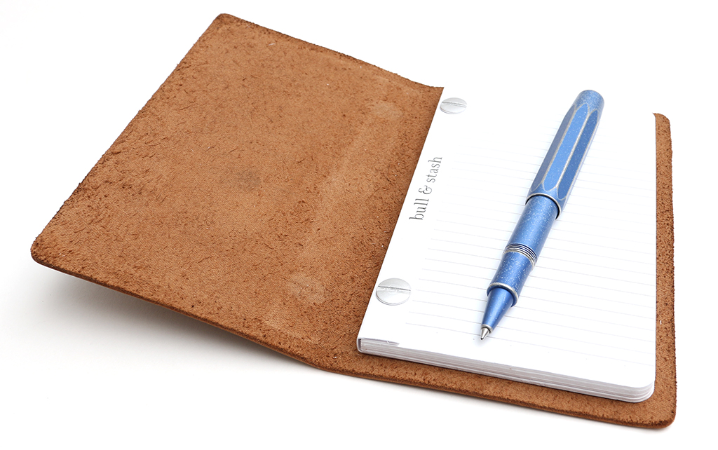 Bull and Stash Notebook