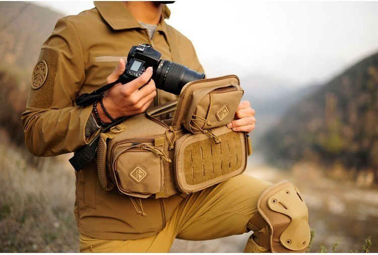 Hazard 4 Freelance: Combining Tactical Gear With The Camera Bag