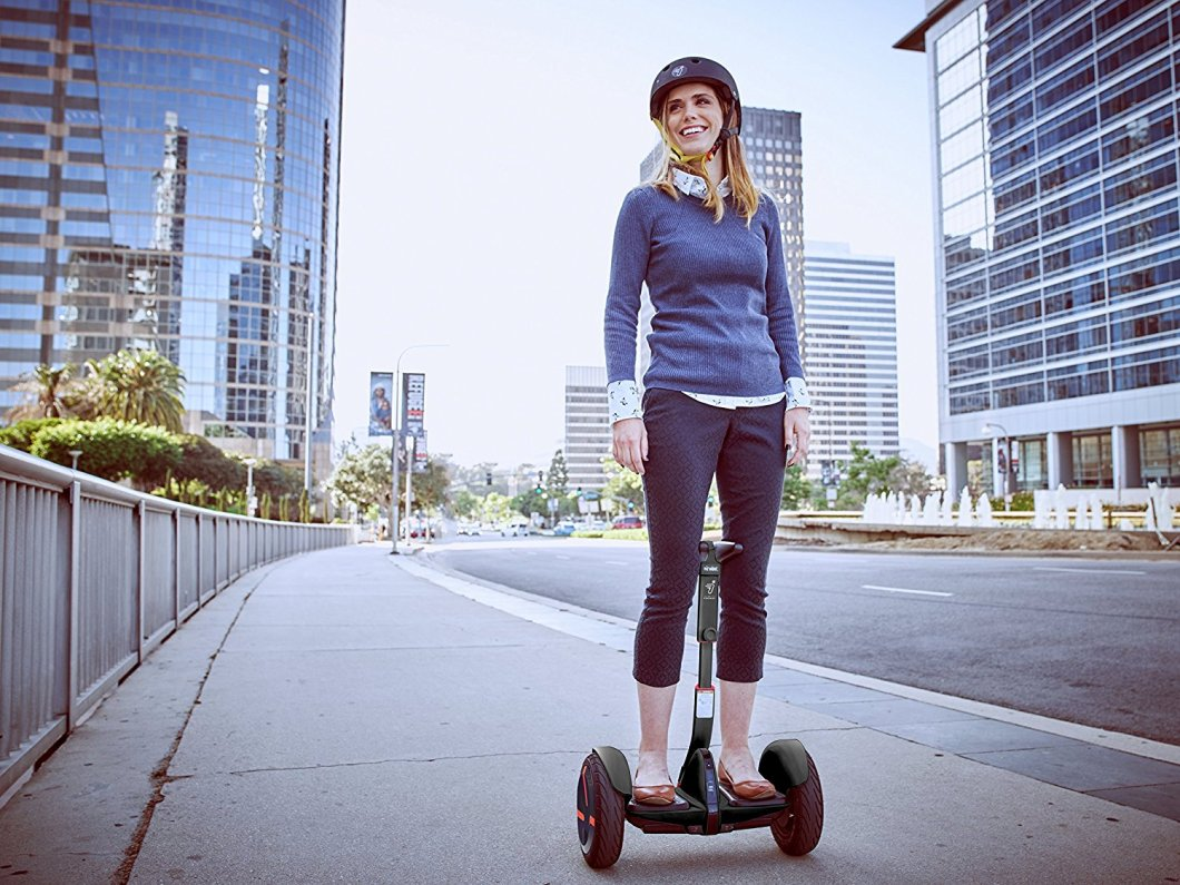Want Your Own Segway? You Can Probably Afford the Segway miniPRO