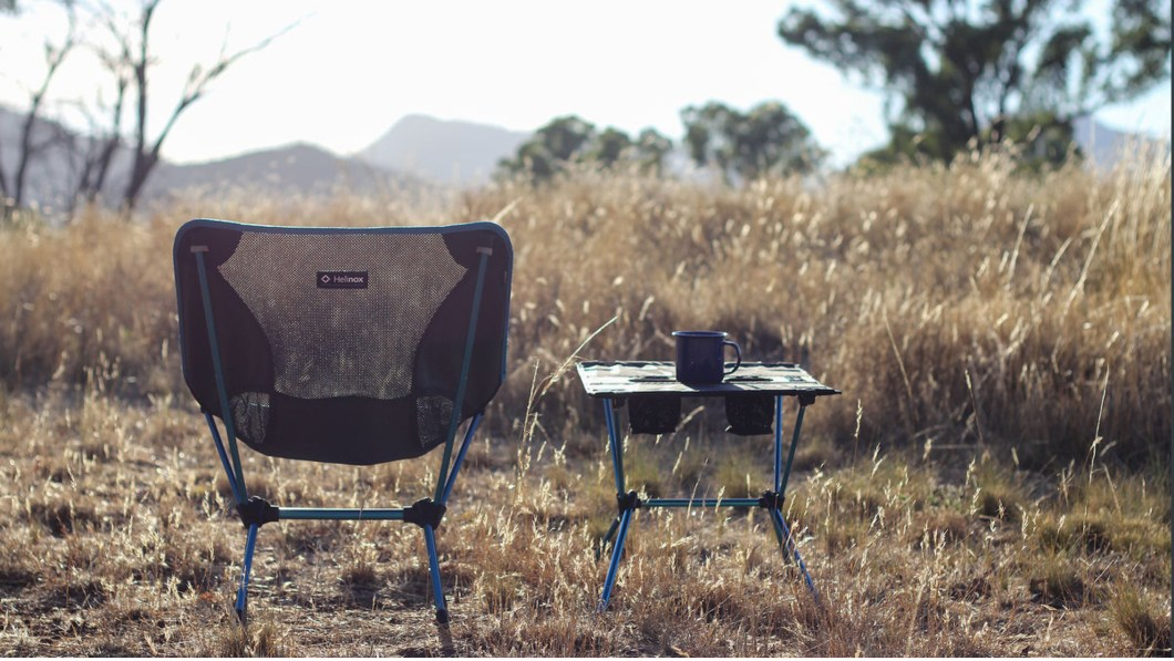 Make Camping More Comfortable With The Helinox Table One Hard Top