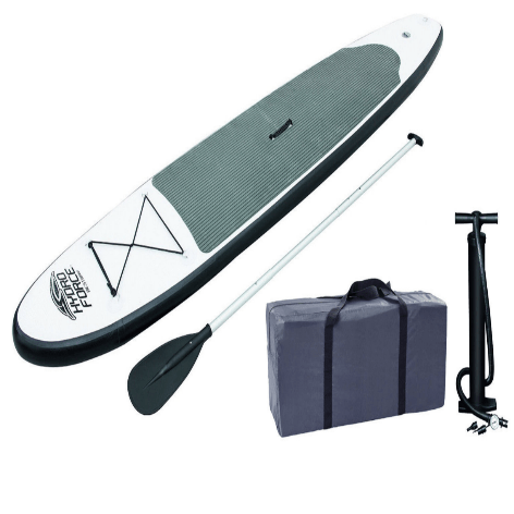 """Bestway Inflatable Hydro-Force Wave Edge 122""""x27"""" Stand Up Paddleboard"""