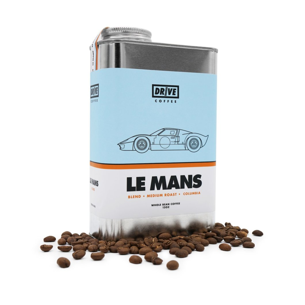 Drive Coffee Makes Classic Auto-Inspired Brews And Tools
