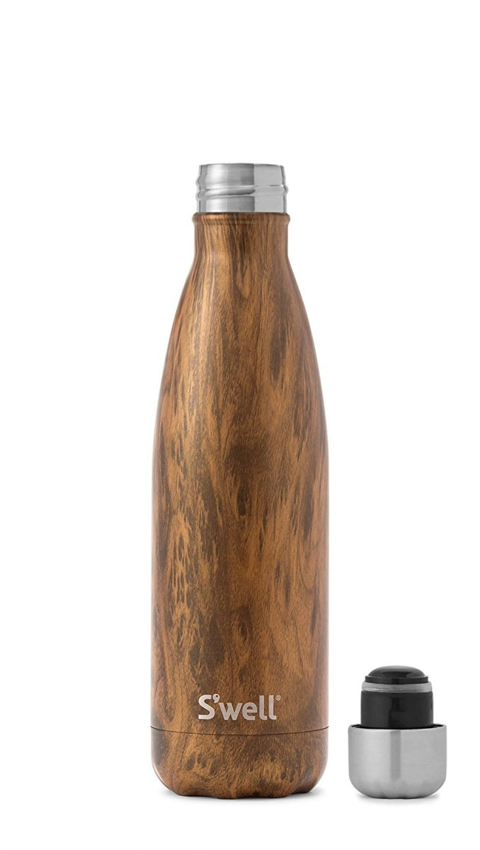 S'well Vacuum Insulated Stainless Steel Water Bottles: Style and Durability, Melded