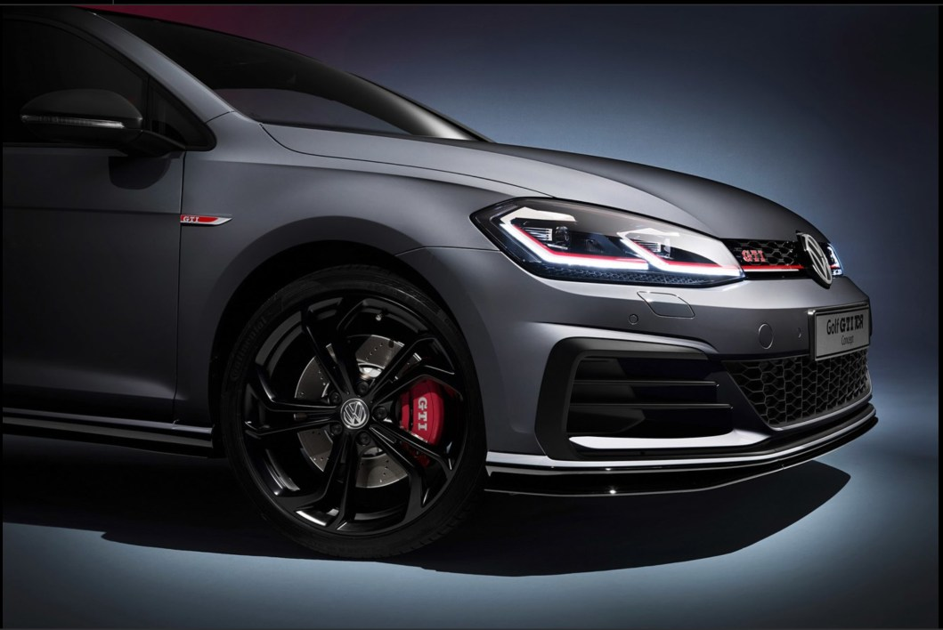 VW Just Announced The Racing-Inspired Golf GTI TCR Track Car