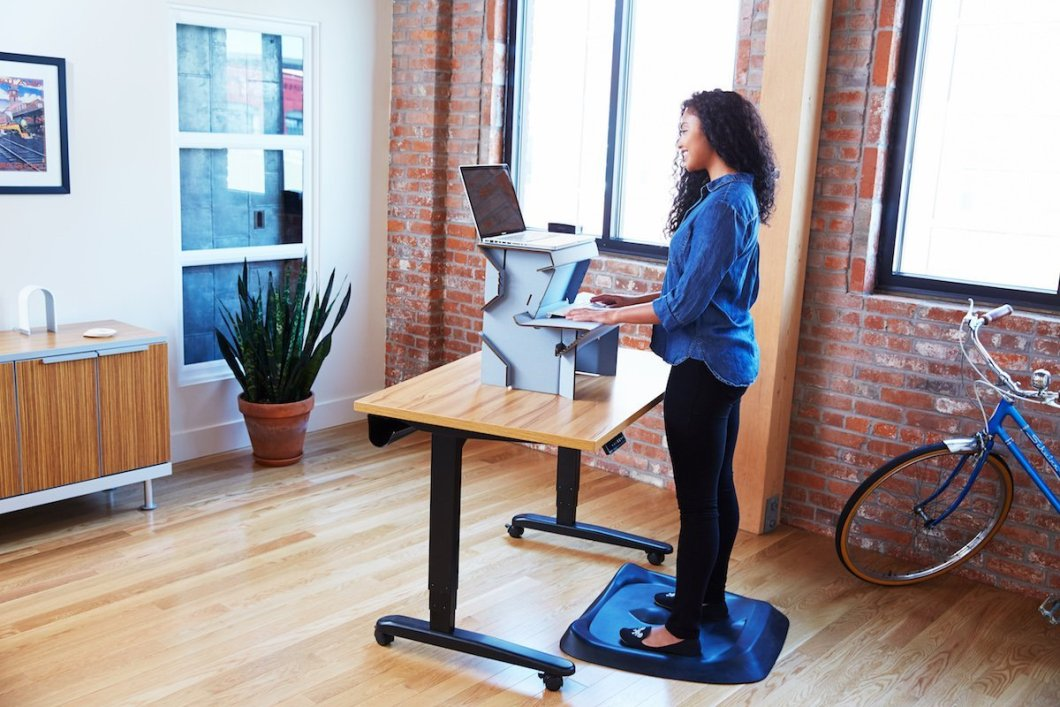 This Cardboard Standing Desk Gets You Standing Up For Cheap