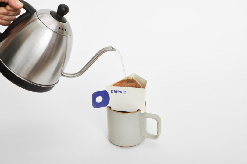 Wake Up In Style With DripKit Pourover Coffee