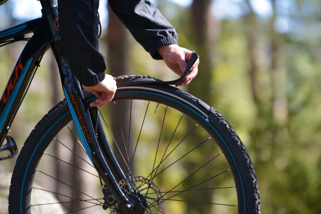 Retyre Modular Tires Are Zip-On Bike Tires