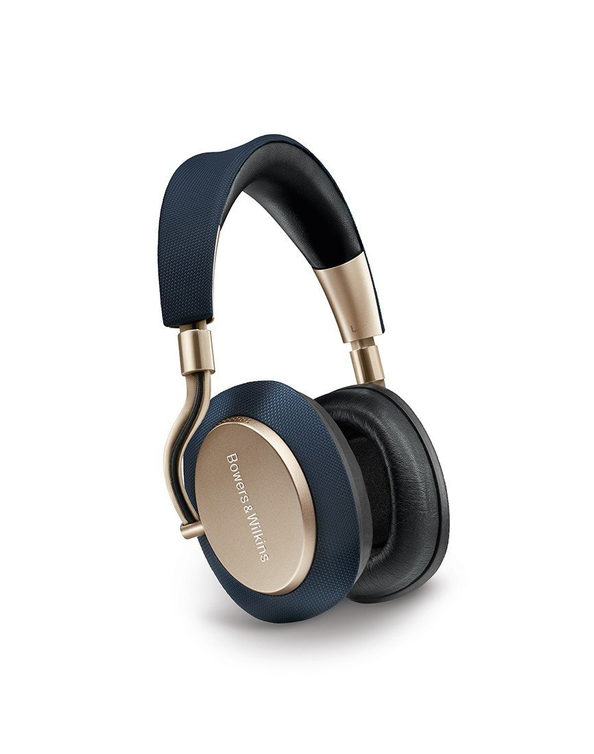 These Expensive Bower and Wilkins Headphones Are Gorgeous