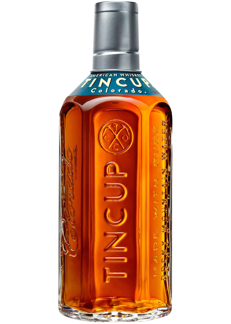 TinCup American Whiskey: Cowboy Style Bourbon/Whiskey Blend From The Rocky Mountains