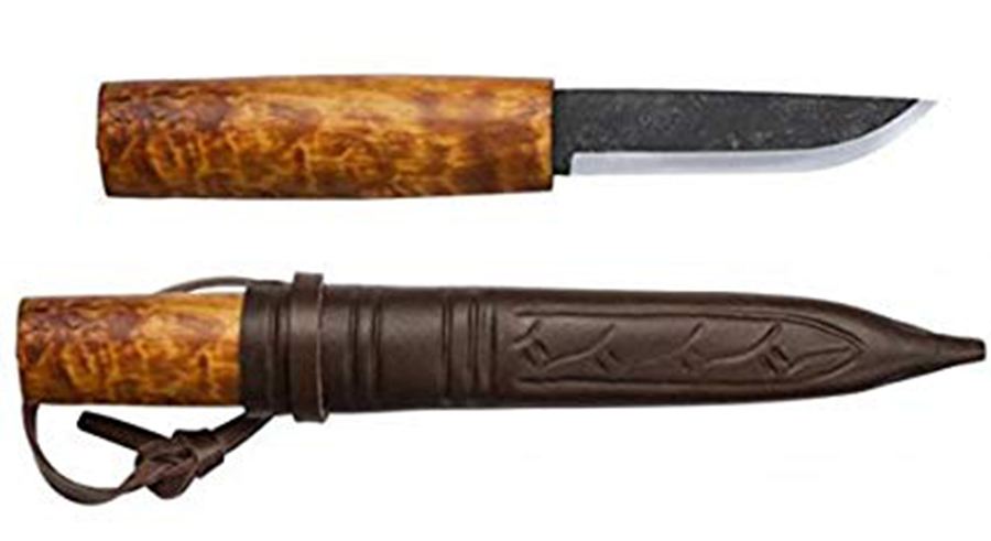The Helle Saga Siglar Is The Viking-Style Knife We're Into Right Now