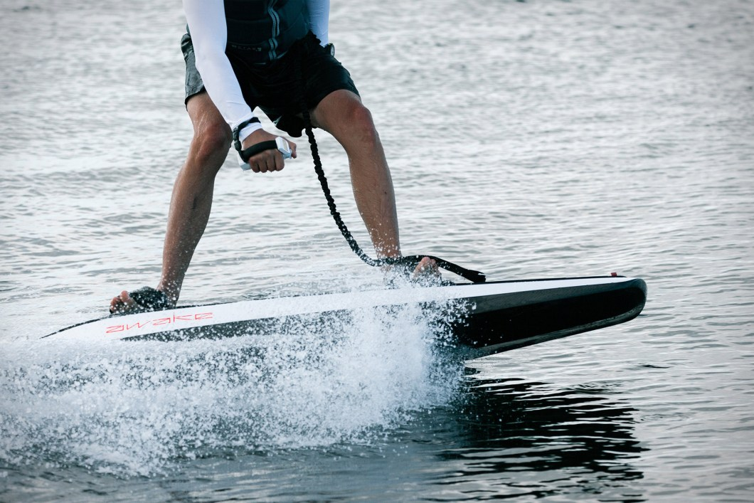 Check Out This Electric Surfboard From Swedish Maker Awake