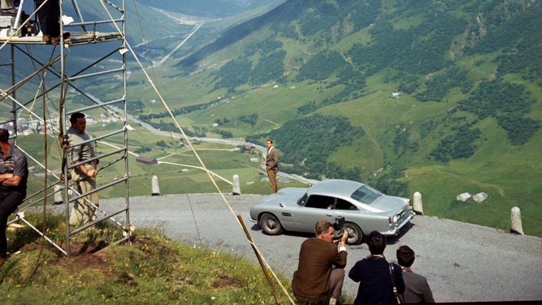 Want Your Own Goldfinger-Era DB5? Aston Martin Will Build One For You.