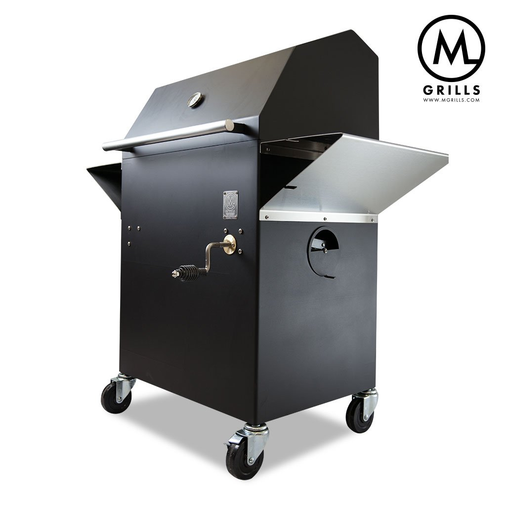 The Best Charcoal Smoker of 2019: The M1 Smoker from M Grills