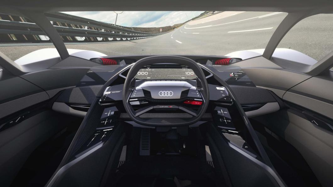 The Audi PB18 E-Tron Coupe Concept Might Be The Future of Electric Supercars