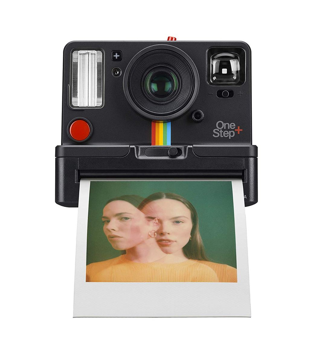 Polaroid's latest OneStep+ Instant Camera Meets Portrait Mode – and Bluetooth