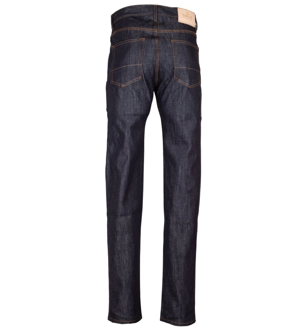 Suit Up With The Iron and Resin Enduro Denim Jeans