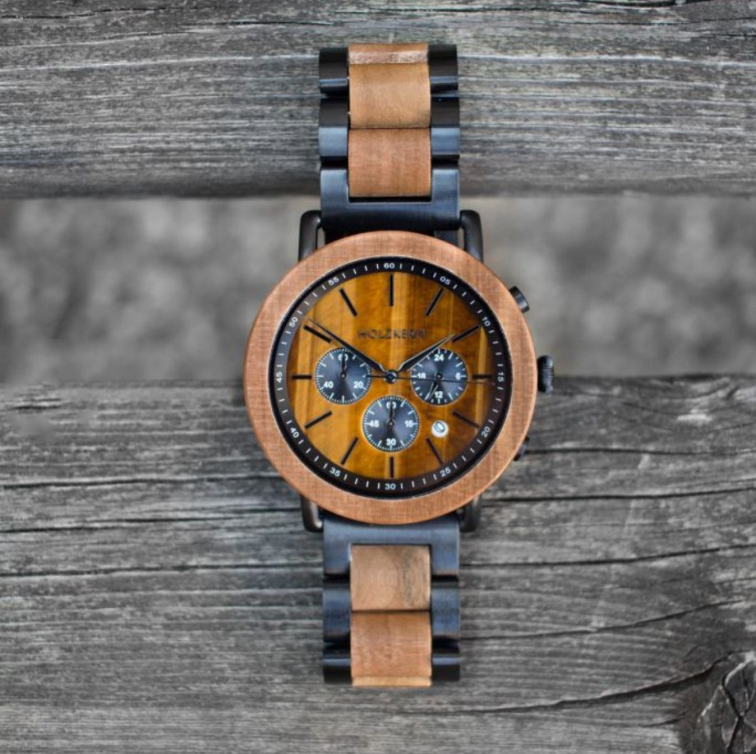 Your Next Watch Should Be A Wooden One From Holzkern