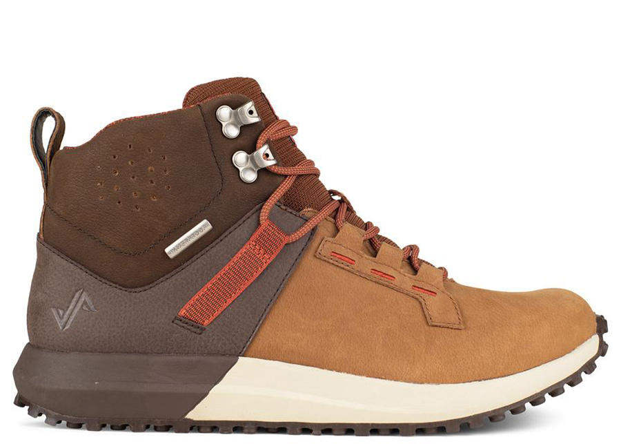 Forsake Range High and Low: Stylish Sneakerboots For The Casual Adventurer