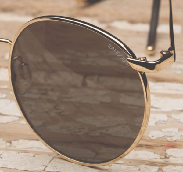 Randolph Concorde Sunglasses: Vintage Style With Military Heritage