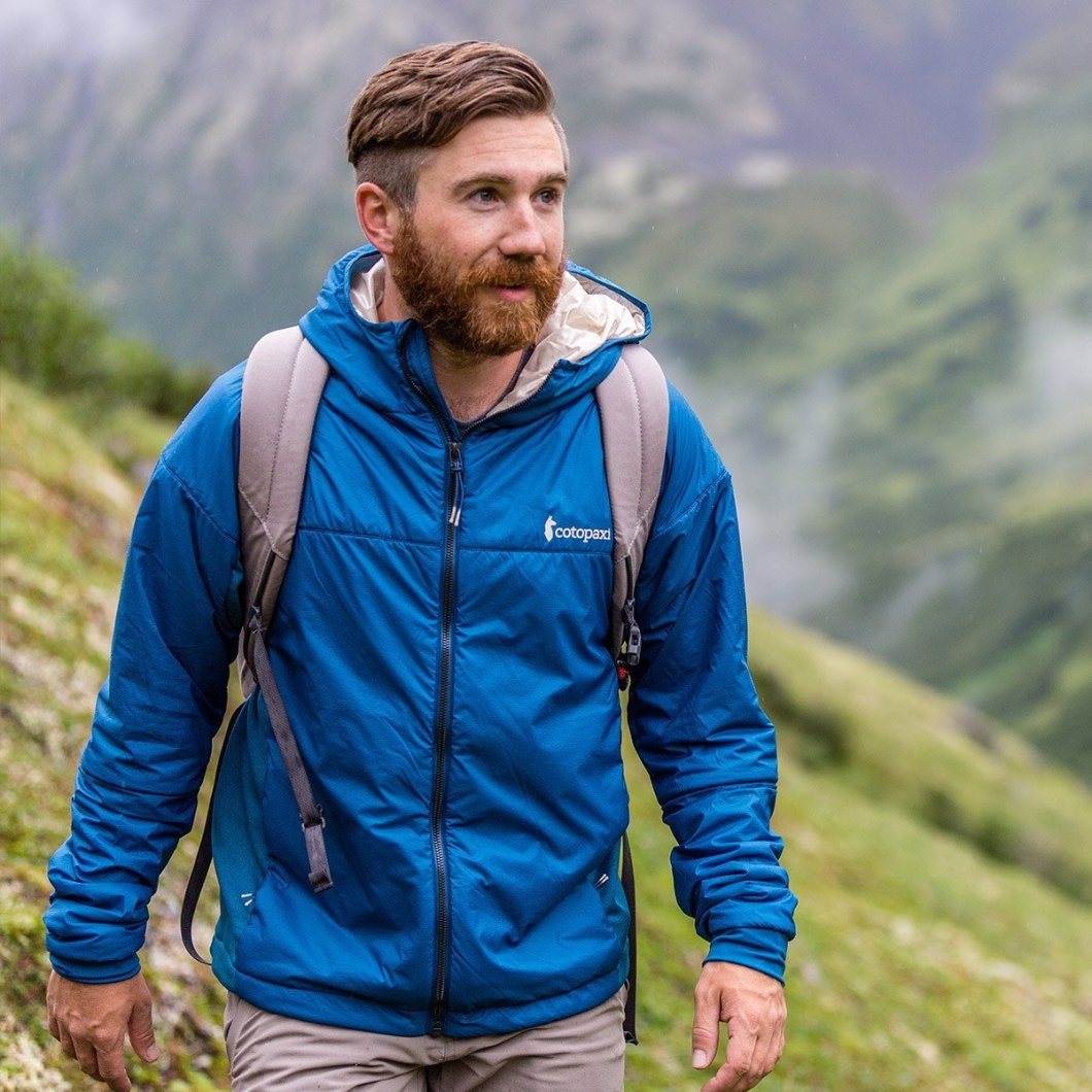Cotopaxi Pacaya: Agile Midlayer For Active Pursuits and Shoulder Seasons