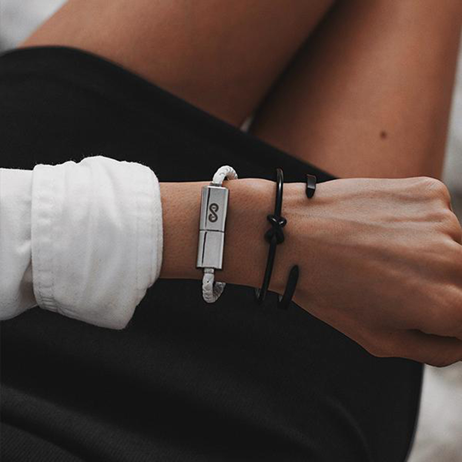 You Need This Charging Bracelet From Infinity Links