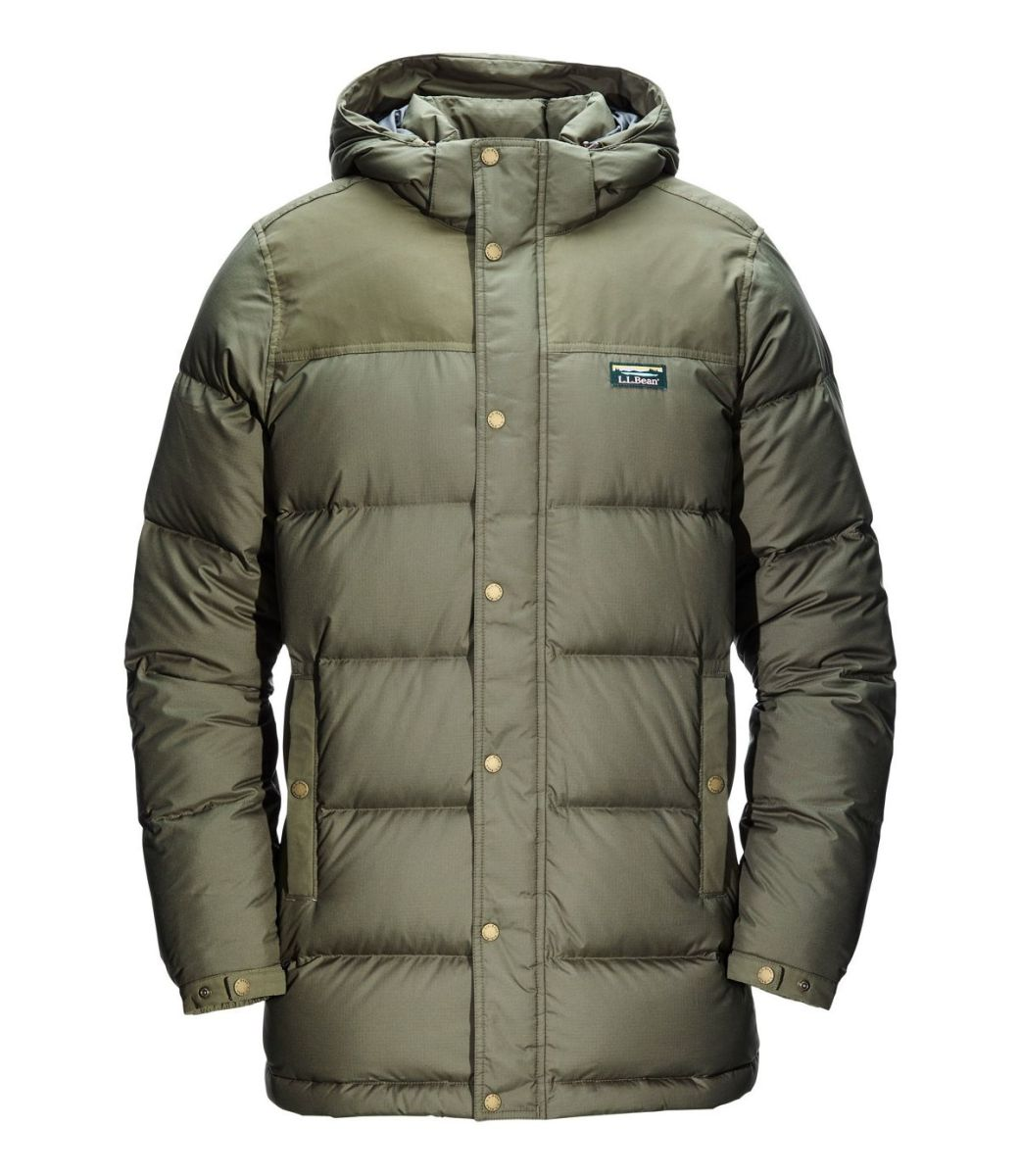 LL Bean's Mountain Classic Parka is Actually Affordable