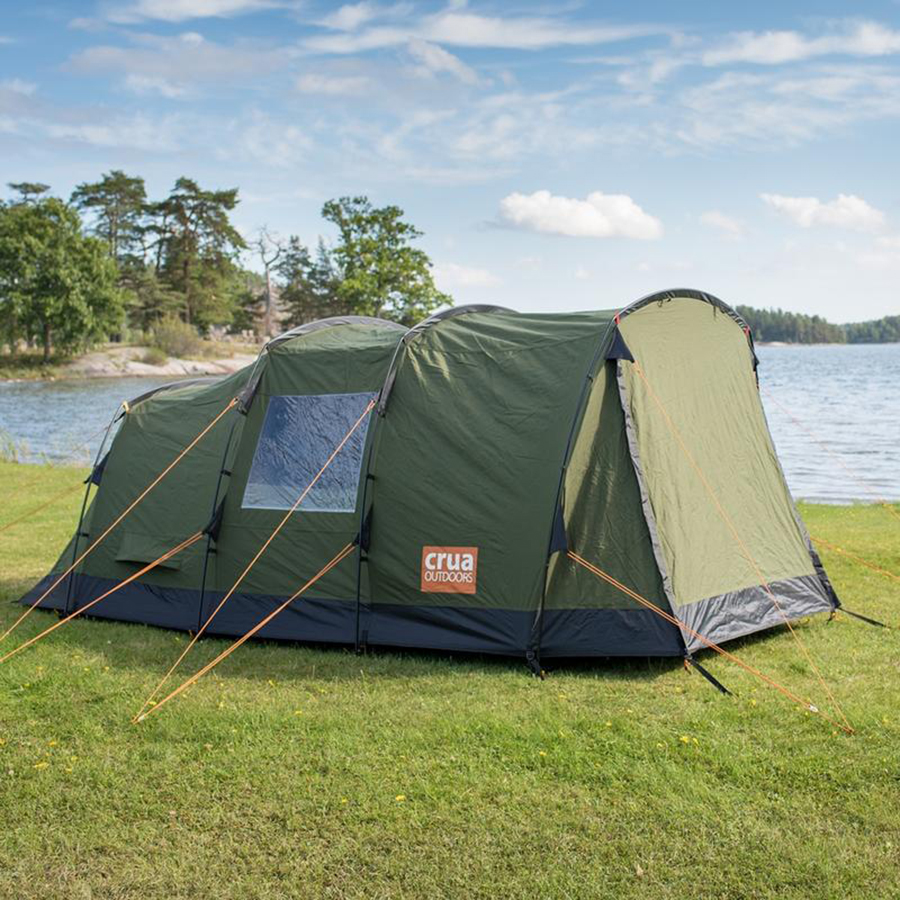 Crua Makes The Best Insulated Tents For Cozy Winter Camping