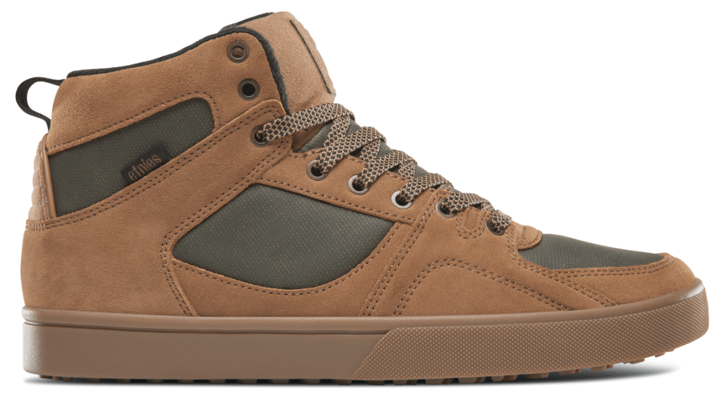 Etnies Winterized Collection: Casual Sneakers Built For Winter Weather