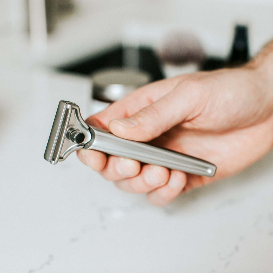 The Supply Single Edge Razor Might Just Change The Shaving Game