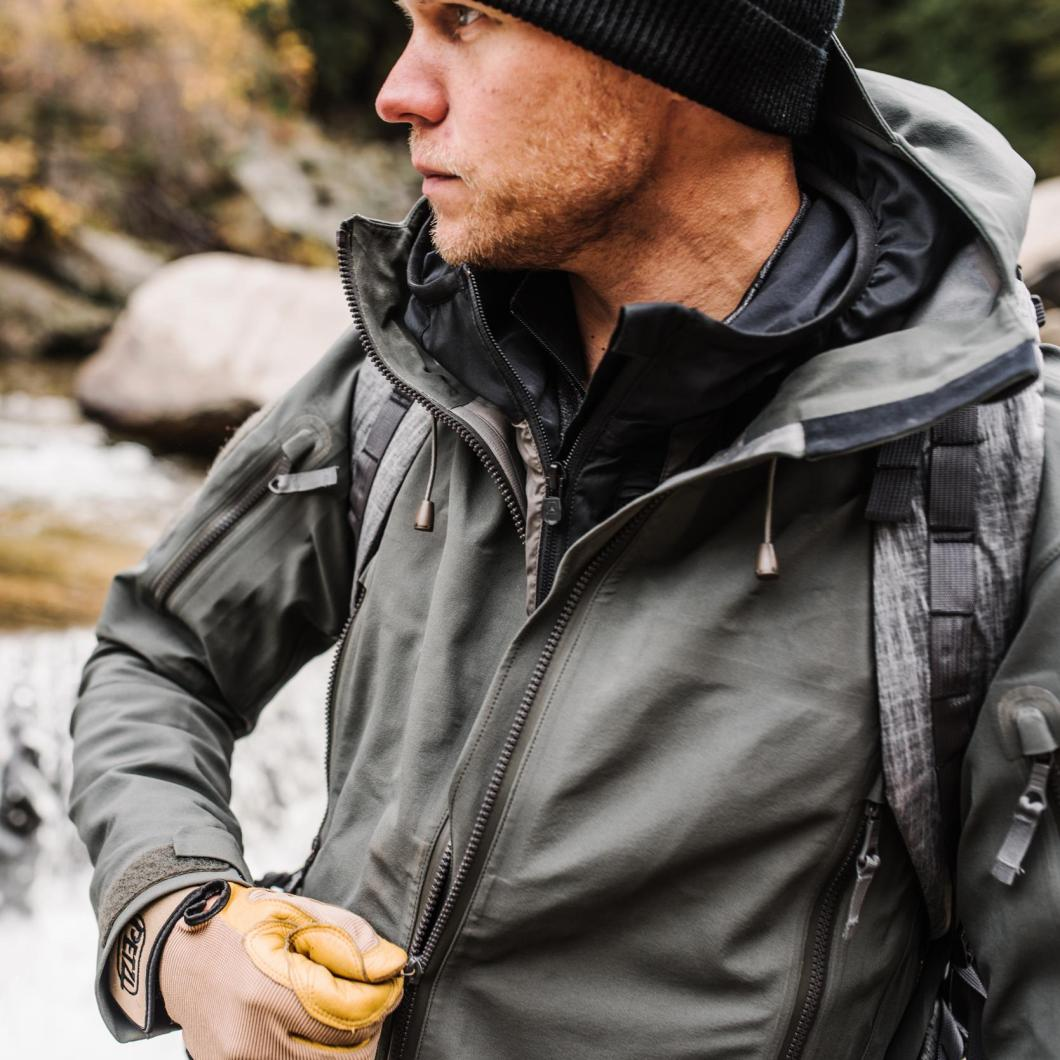 TAD Gear Stealth Hoodie LT: The Toughest Softshell On The Planet?