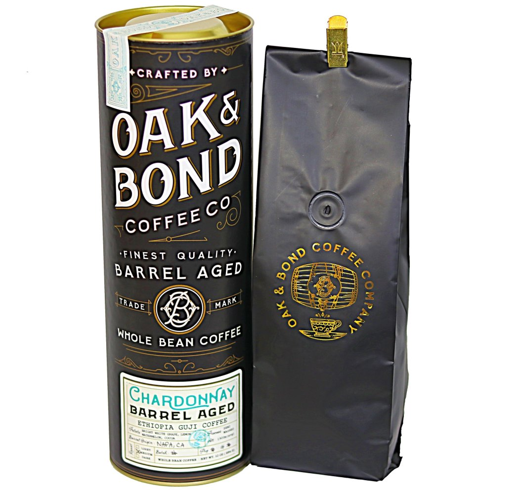 We Want to Try This Barrel Aged Coffee: Bourbon, Rye, Cab Sav, and Chardonnay Coffee