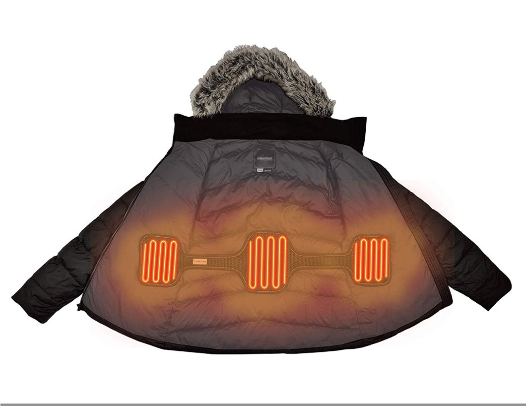 Heat Up Your Jacket All Day With The Torch 2.0