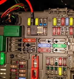 good switched 12v circuit in the fuse panel for radar detectors gps etc  [ 1920 x 1080 Pixel ]