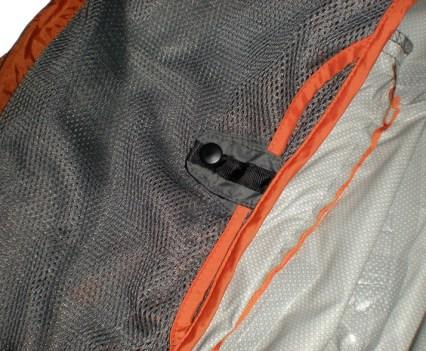 Oracle Interior Pocket