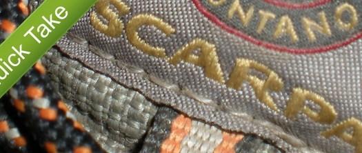 Scarpa Zen Approach Shoe Review