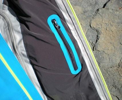 Deep Ghyll Zippered Interior Pocket