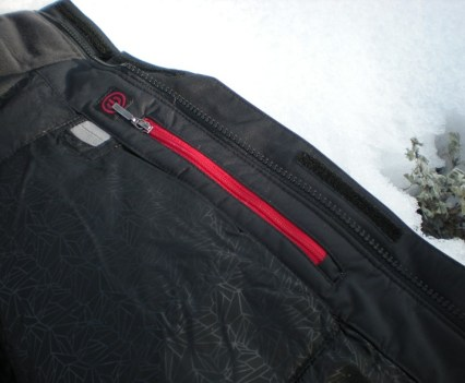 Spilway Zippered Interior Pocket