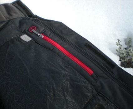 Spilway Zippered Interior Pocket