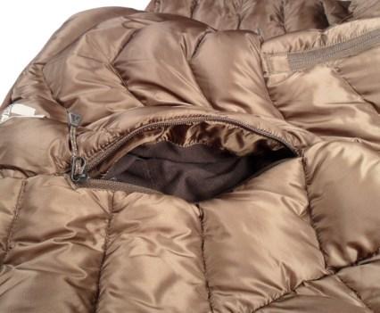 Downlight Fleece-lined Pocket