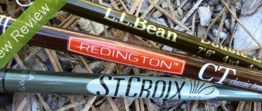 Small Stream Big Value Fly Rods