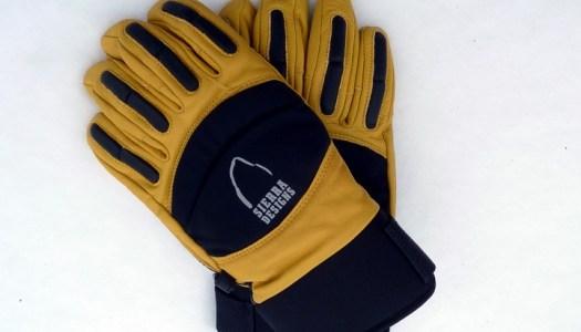 Sierra Designs Transporter Glove Review