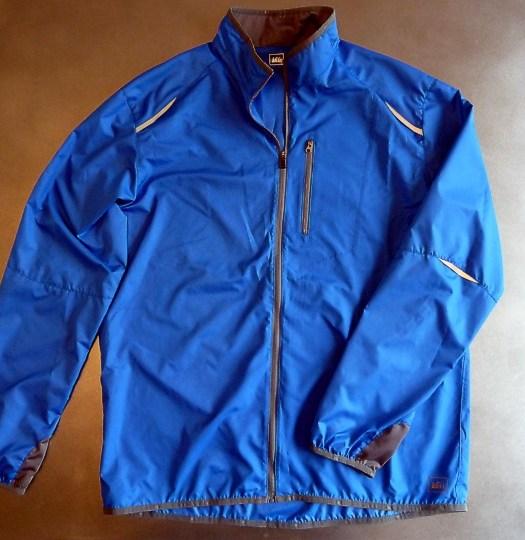 REI Packable Fleet Jacket