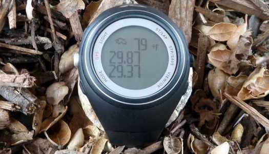 Highgear XT7 ALTI-GPS Trainer Watch Review