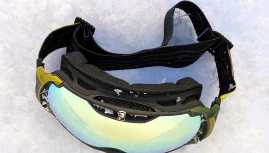 Salomon XTend Pro12 ML Goggle Review